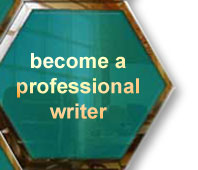 How do you become a professional writer